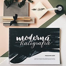 Pomôcky/Nástroje - Moderná kaligrafia - balíček pomôcok - 9329352_