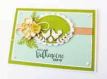 Papiernictvo - pohľadnica veľkonočná - 9328516_