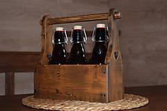 Nábytok - Debnička z hruškového dreva - 9328973_