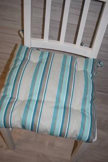Úžitkový textil - PODSEDÁKY ...pruhy - 9332289_