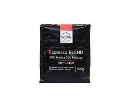 Potraviny - Espresso blend  80% Arabica  20% Robusta - 9330959_