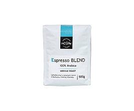 Potraviny - Espresso blend - 100% Arabica 500g - 9330963_