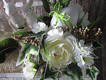 Dekorácie - Veľkonočná dekorácia - 9330693_