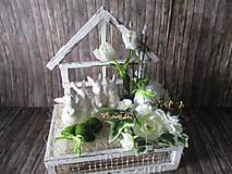 Dekorácie - Veľkonočná dekorácia - 9330716_