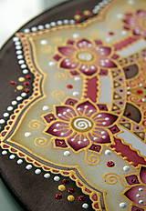 Dekorácie - Mandala...šťastie v láske - 9329043_