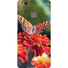 Na mobil - Huawei P9 Lite  – motív príroda - motýľ - 9329772_