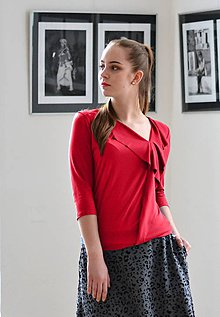 Topy - Wave (red) - 9330465_
