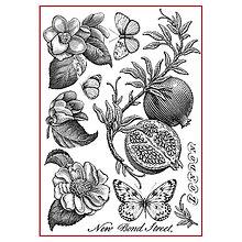 Papier - Ryžový papier, Stamperia, DFSA4302 - 9335106_