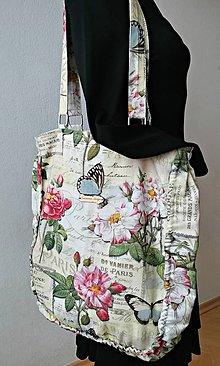 Veľké tašky - Dámska kabela - taška - 9333183_