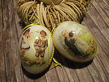 Dekorácie - Veľkonočné vajíčka - 9336603_