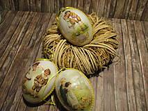 Dekorácie - Veľkonočné vajíčka - 9336606_