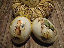 Dekorácie - Veľkonočné vajíčka - 9336616_