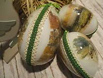 Dekorácie - Veľkonočné vajíčka Na vidieku - 9336630_