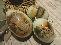 Dekorácie - Veľkonočné vajíčka Na vidieku - 9336631_