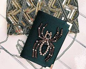 Papiernictvo - Šperk alebo zápisník? - 9335334_
