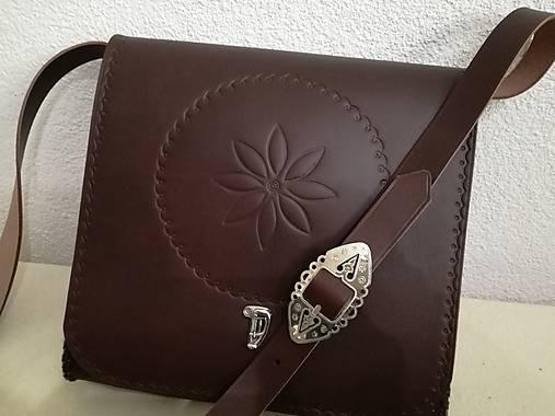 91103fc2f Kožená kapsa 1 / kozenyopasok - SAShE.sk - Handmade Veľké tašky