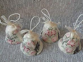 Darčeky pre svadobčanov - Originální dárkový, svatební zvoneček - 9333209_