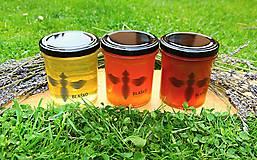 Potraviny - Darčekové balenie medov 3x400g - 9336984_