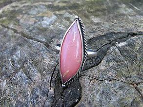 Prstene - Strieborny prsteň Ag925 Opál - 9334715_