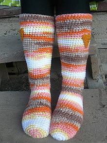 Obuv - farby jesene - 9335912_