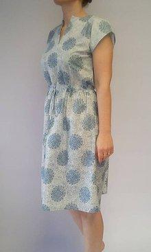 Šaty - Letné biobatistové šaty - 9335496_