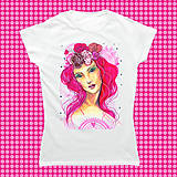 Tričká - Víla na tričku/ Gildan - 9339813_