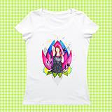 Tričká - Joga dievča na tričku/ Stedman - 9339999_