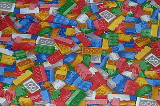 Textil - Látka Lego - 9339304_