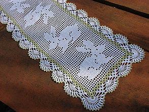 Úžitkový textil - veľkonočné prestieranie - 9339145_