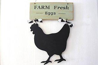 Tabuľky - Tabuľka farmárska - 9340425_