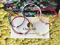Náramky - Detský náramok BabyHeart / Baby Bracelet BabyHeart - 9338263_