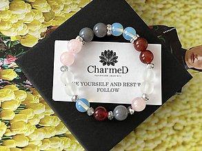 Náramky - Náramok na podporu Plodnosti / Fertility Bracelet - 9338216_