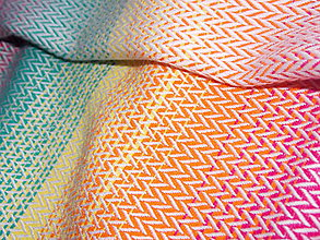 Textil - Lenny Lamb Little Herringbone Imagination - 9338764_
