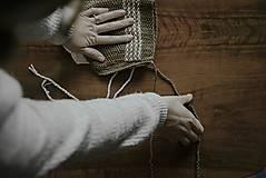 Detské čiapky - Retro čepček - 9341278_