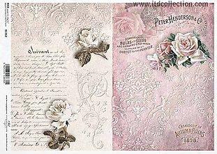 Papier - ryžový papier ITD 1362 - 9337985_