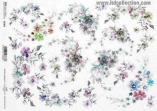 Papier - ryžový papier ITD 1369 - 9338031_
