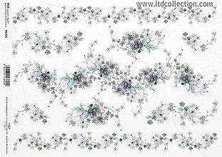 Papier - ryžový papier ITD 1371 - 9338044_