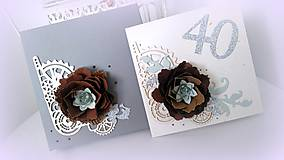 Papiernictvo - Kávový kvet - 9337542_