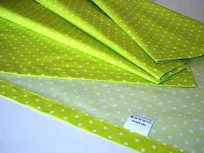 Úžitkový textil - štola 130x40 - 9339168_