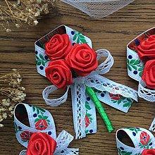 Pierka - Veľké svadobné pierka Arcs: Folklore - Folk - 9337231_