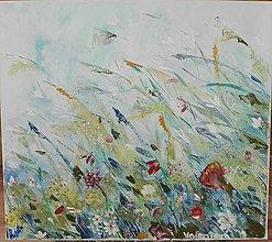 Obrazy - Letná búrka - 9343629_