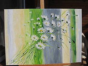 Obrazy - V jarnom vánku - 9341735_