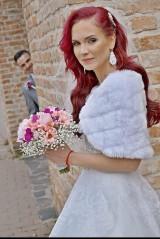 Ava - nielen svadobné štebotavé náušnice