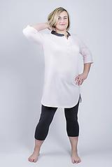 Pyžamy a župany - Pyžamo Lili - ružová - 9343768_