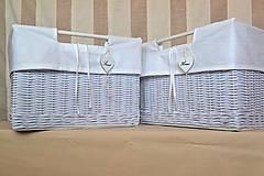 Košíky - Nadrozmerné šatníkové boxy SWET HOME / ks - 9341703_