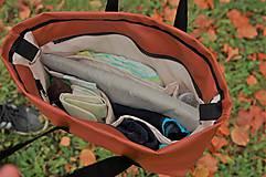 Kabelky - Kabelka na kočík s vreckom - 9347264_