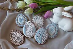 Dekorácie - velkonočne vajíčka - 9347168_