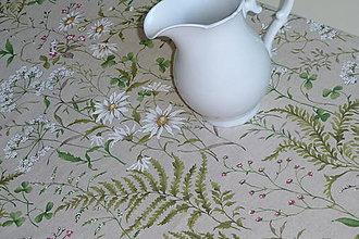 Úžitkový textil - Štóla Lúka na režnej - 9344814_