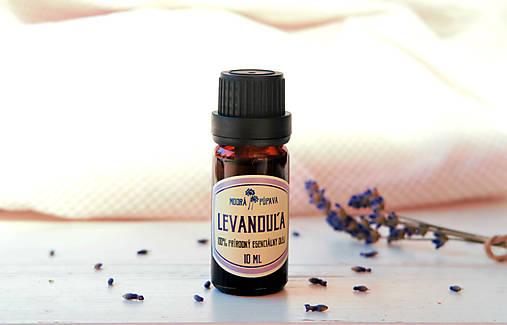Bulharská levanduľa - esenciálny olej (10 ml)