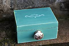 Krabičky - Šperkovnica - 9346205_